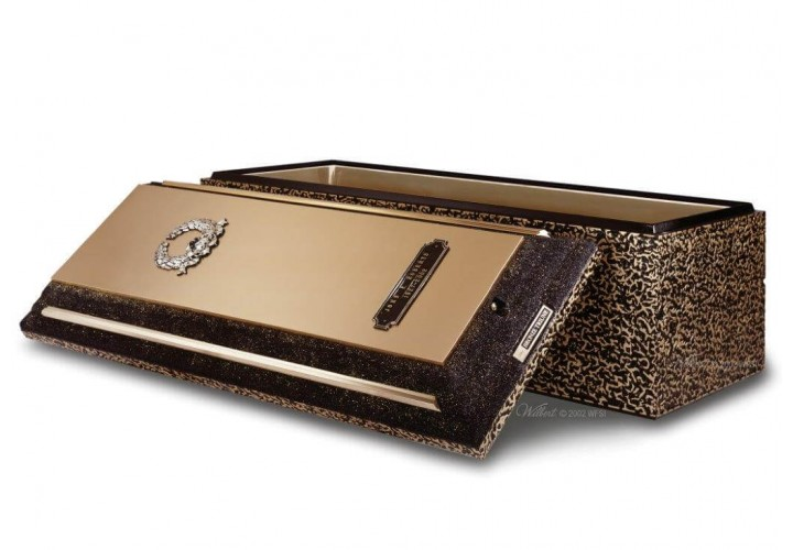 Bronze Triune Vault by Wilbert Premium Protection